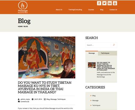 Blog MATW